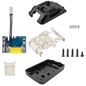 for BL1815 Battery Plastic Box (No Battery) for MAKITA 18V 1.5Ah 2Ah BL1815 BL1830 Charging Protection Circuit Board