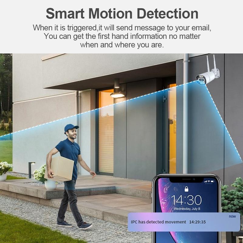 1080P Камера Видеоняни и радионяни видеонаблюдения Камера няня с 3,5 дюйма ЖК-дисплей 2 Way аудио-разговора Ночное видение Babyfoon