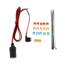 Car Cigar Lighter Add-a-Circuit Fuse Holder Tap 5/10/15A Fuse Small Remover Car Fuse Clip