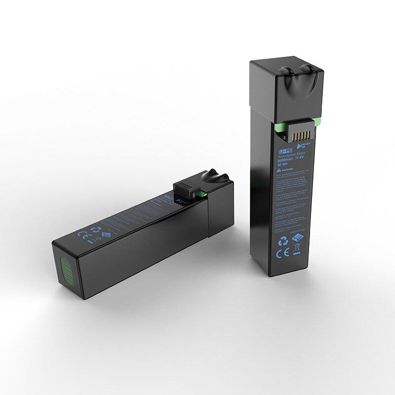 Batterie intelligente originale de LiPo de vol de capacité élevée de pièces de rechange de quadrirotor de Drone de 11.4V 5000mAh Hubsan Zino/Zino PRO H117S RC