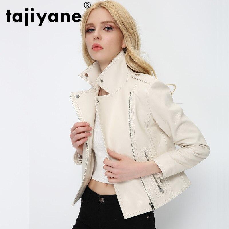 Frühling Herbst Echte Echtem Leder Jacke Frauen Kleidung 2020 100% Schaffell Mantel Koreanische Elegante Weibliche Mäntel Hohe Qualität ZT2287