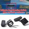 Interrupteur d'ouverture de porte arrière noir bouton poussoir de déverrouillage de coffre pour VAUXHALL Chevrolet Cruze Opel 13393912 13422268