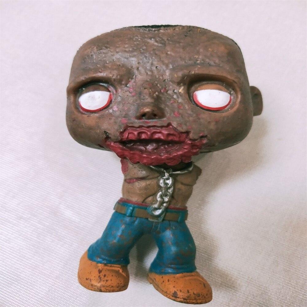 Figura de acción de zombis Walking Dead