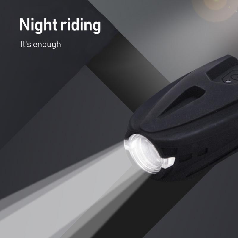 Умный Передний фонарь для велосипеда, автомобильный фонарь, водонепроницаемый Головной фонарь для велосипеда с USB-зарядкой, светодиодная л...