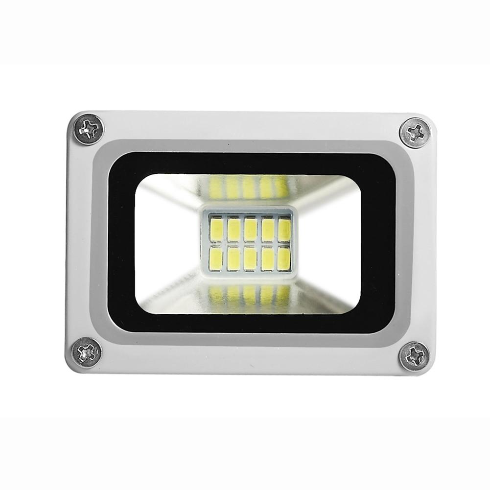 LED Spotlight 4th Generation 110V 10W Patch LED FloodLight Waterproof IP65  Garden Lamp Spot Light Wall Washer Light