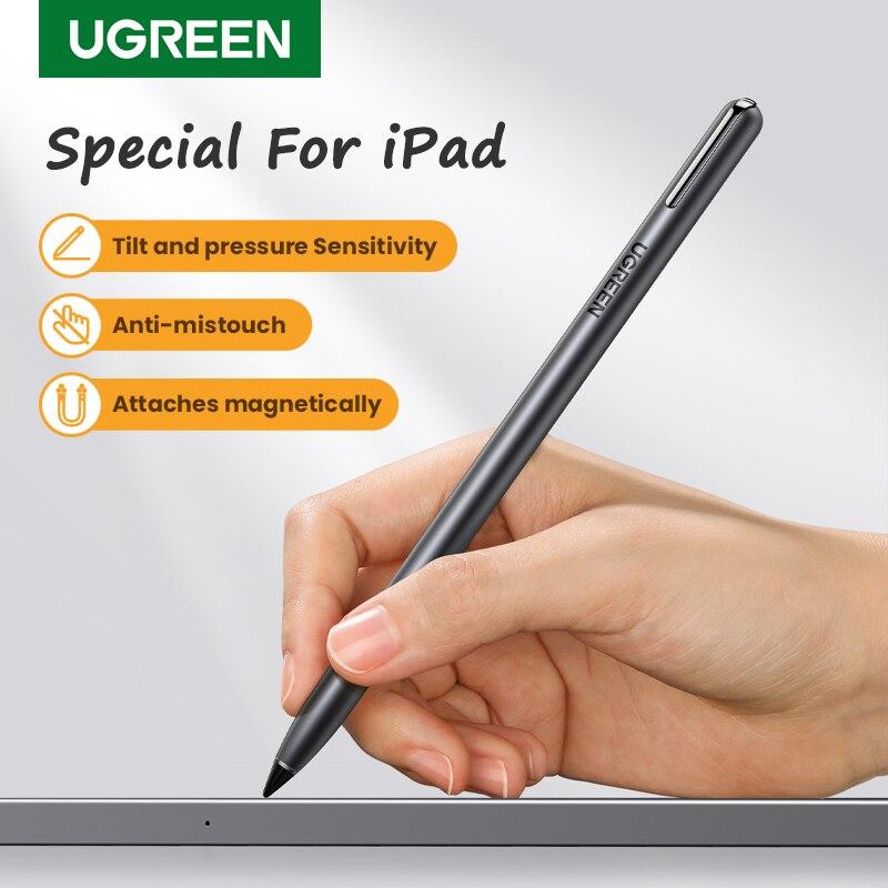 UGREEN Stylus Pen for iPad Apple Pencil Active Stylus Pen for iPad Pro 2018 2020 iPad Accessories To