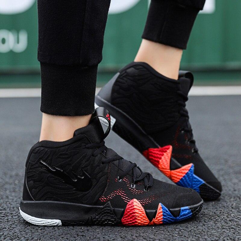 Nouveaux hommes stade formation compétition spéciale basket-ball chaussures hommes chaussures décontractées adulte confortable respirant chaussures de sport