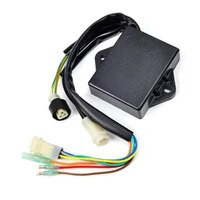 cdi box ignition module unit 1yw 85540 20 00 for yamaha big bear yfm350fw moto 4 yfm350er 1987 1988