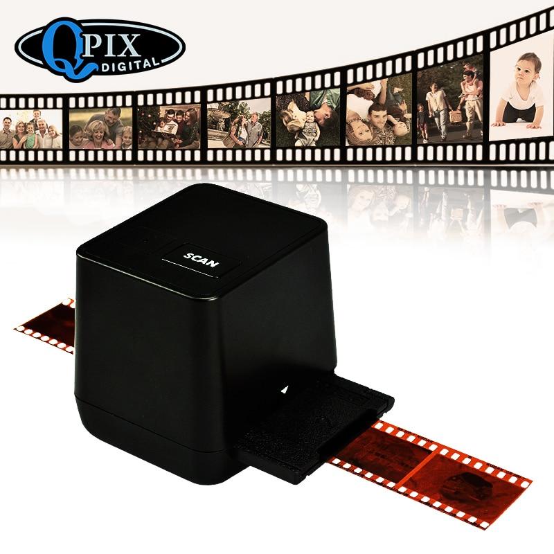 Controlador de 17,9 megapíxeles USB libre, escáner de película negativa de 35mm,...