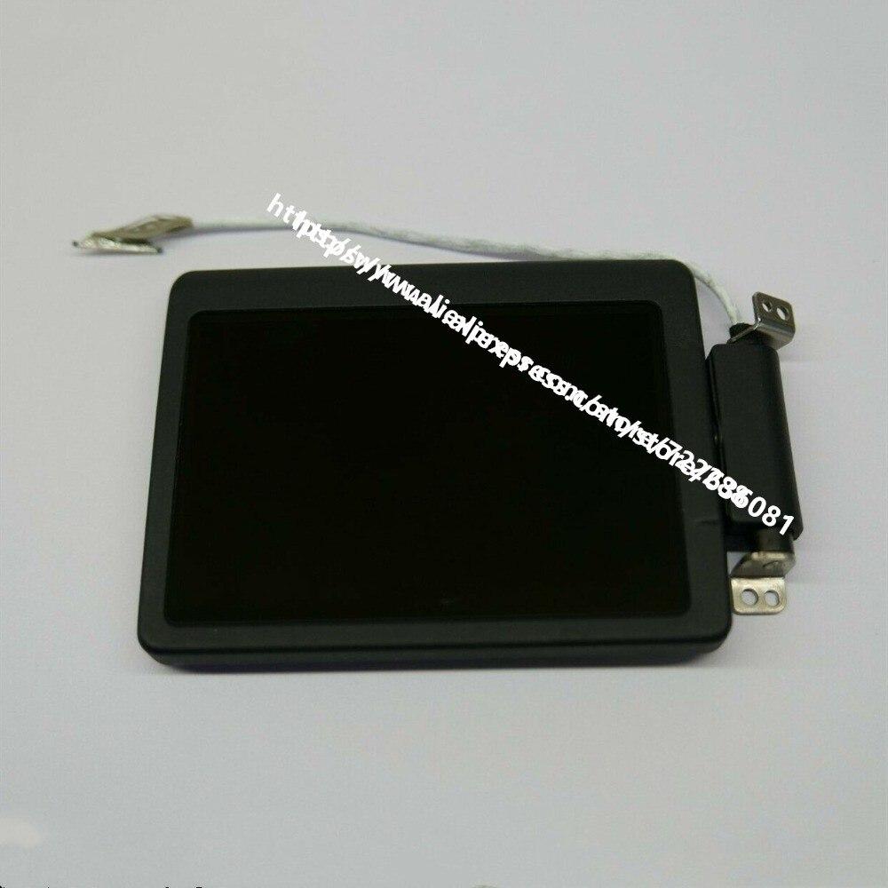 Piezas de Repuesto pantalla LCD Assy con bisagra Cable flexible CG2-4617-000 para Canon EOS 750D Kiss X8i Rebel T6i , 760D Rebel T6s