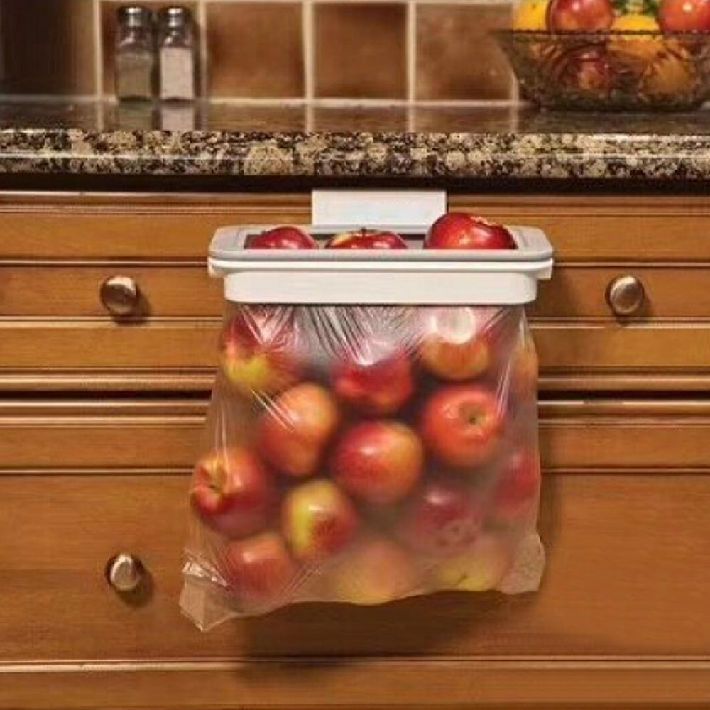 Prenosna plastična vreča za smeti, kuhinjska vrečka za - Organizacija doma - Fotografija 4