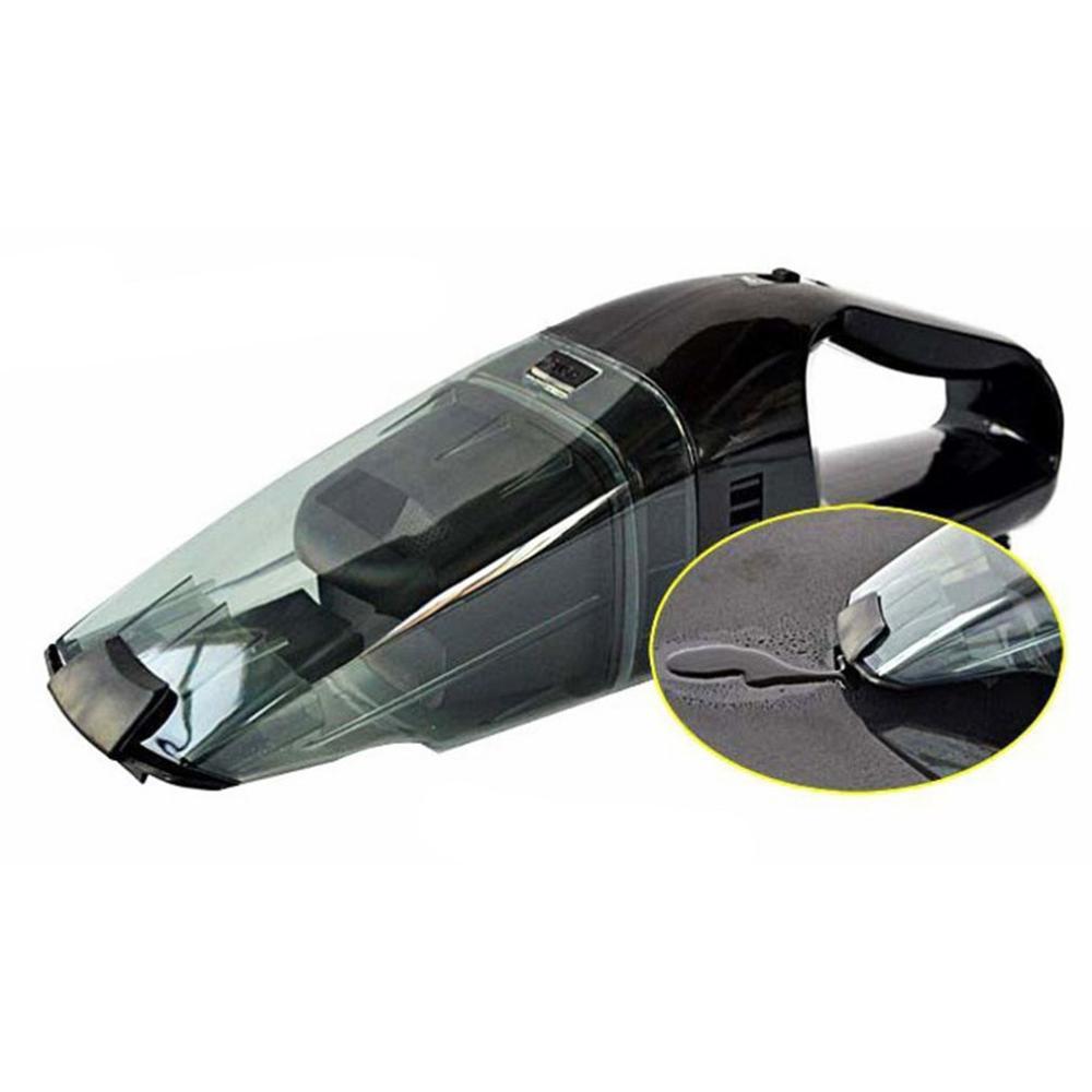 Mini coche casero de doble uso portátil 12V aspiradora ABS plástico Pp baquelita encendedor construido en tubo de seguridad