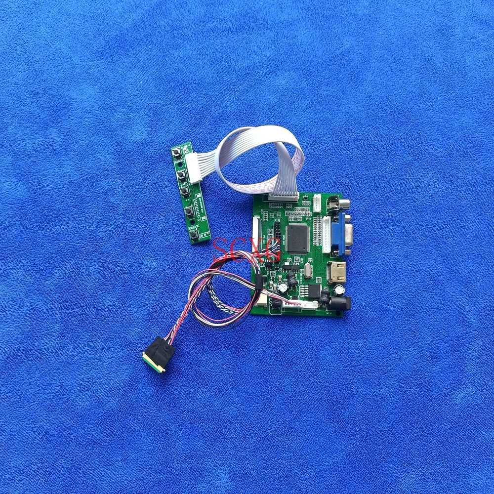 عدة شاشات كريستال بلورية لوحة القيادة 60Hz WLED LVDS 40Pin صالح LP133WH2-LA1/TLC1/TLF1/TLL1/TLM1/TLN1 VGA AV HDMI متوافق 1366*768