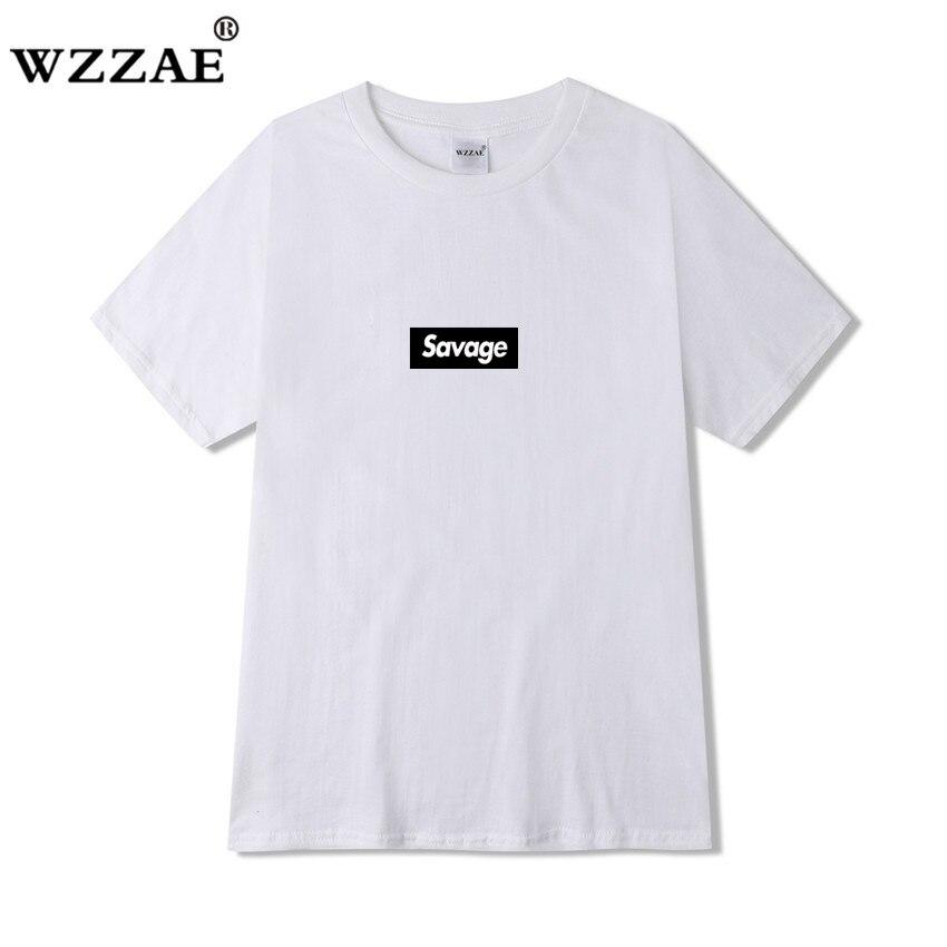 Suprem 21 Savage Hip Hop T-Shirt T shirt Rapper Men T Shirts HipHop Rap Tee Music Tshirt Male
