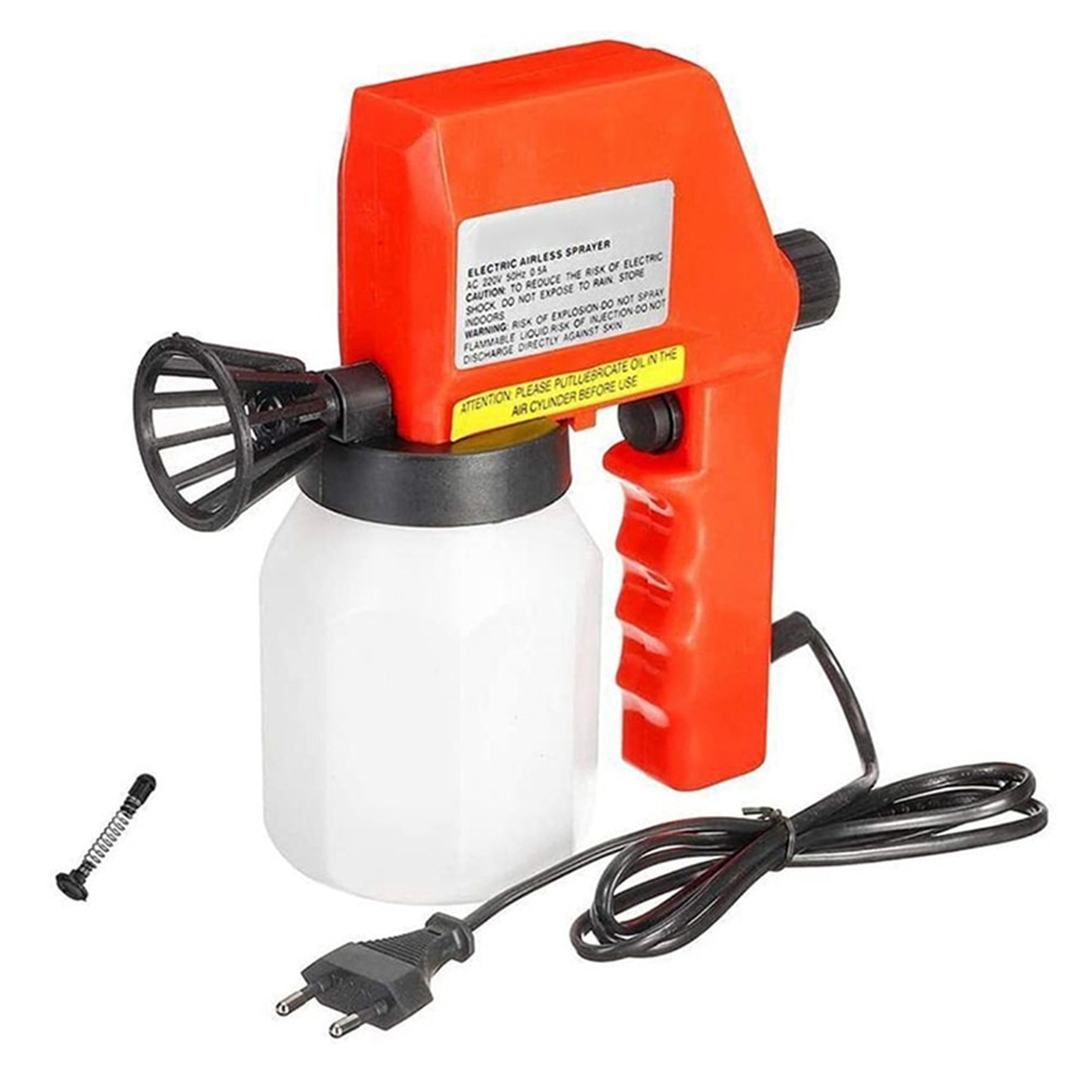 High Power Spray Device Household Electric Paint Sprayer Hand Held Sprayer for Easy Spraying and Cleaning SDF-SHIP enlarge