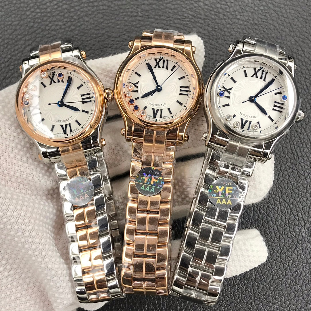 2021 New Products Popular Famous Brand Fashion Casual Watches in Europe and America High-end Quartz Movement Women's Watches