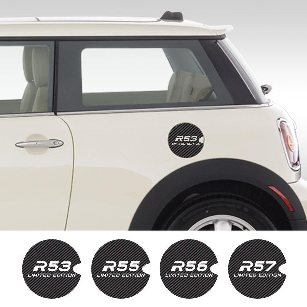 Pegatinas de coche para Mini Cooper R60 CLUBMAN F54 Cabrio F57 F56 F55 F60 R50 R52 R53 R55 R56 R57 R58 R59 R61 Accesorios