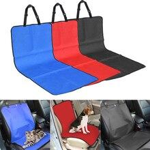 Brandnew Oxford Stof Auto Bekleding Water-Proof Huisdier Car Seat Cover Hond Kat Puppy Seat Mat Deken Blauw rood Zwart