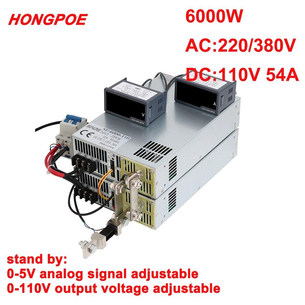 fonte de alimentacao 110v 0 110v potencia ajustavel 0 5v controle de sinal analogico