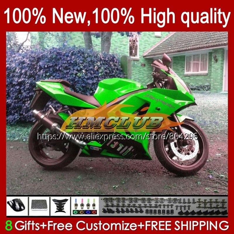 الجسم ل انتصار Daytona600 دايتونا لمعان الأخضر 650 600 132No.171 دايتونا 600 02 03 04 05 Daytona650 2002 2003 2004 2005 هدية
