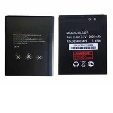 BL3807 baterías 2000mAh para FLY IQ454 IQ 454 acumulador baterías de alta calidad batería de repuesto