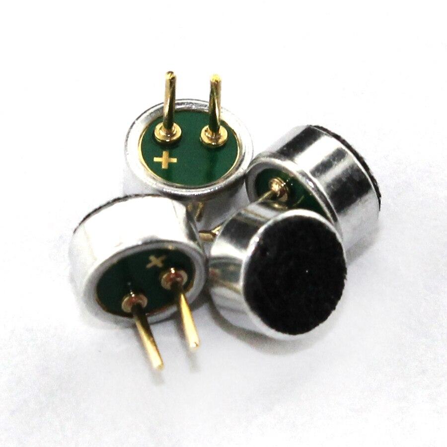 Микрофоны 4,5*2,2 мм/емкостный микрофон electret/звукосниматель 52 дБ 10 шт./лот