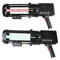 2020 new arrival ce approved 5 shot confetti gun for party wedding stage concerts dj night club