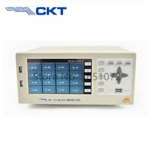 Enregistreur de données de température Multiplex de CKT-7032 pour laffichage de la température, de la pression et de lhumidité 32 canaux