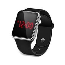 Sport Digital Watch Men Women LED Watch Silicone Electronic Watch Couple Watches Clock Relogio Digit