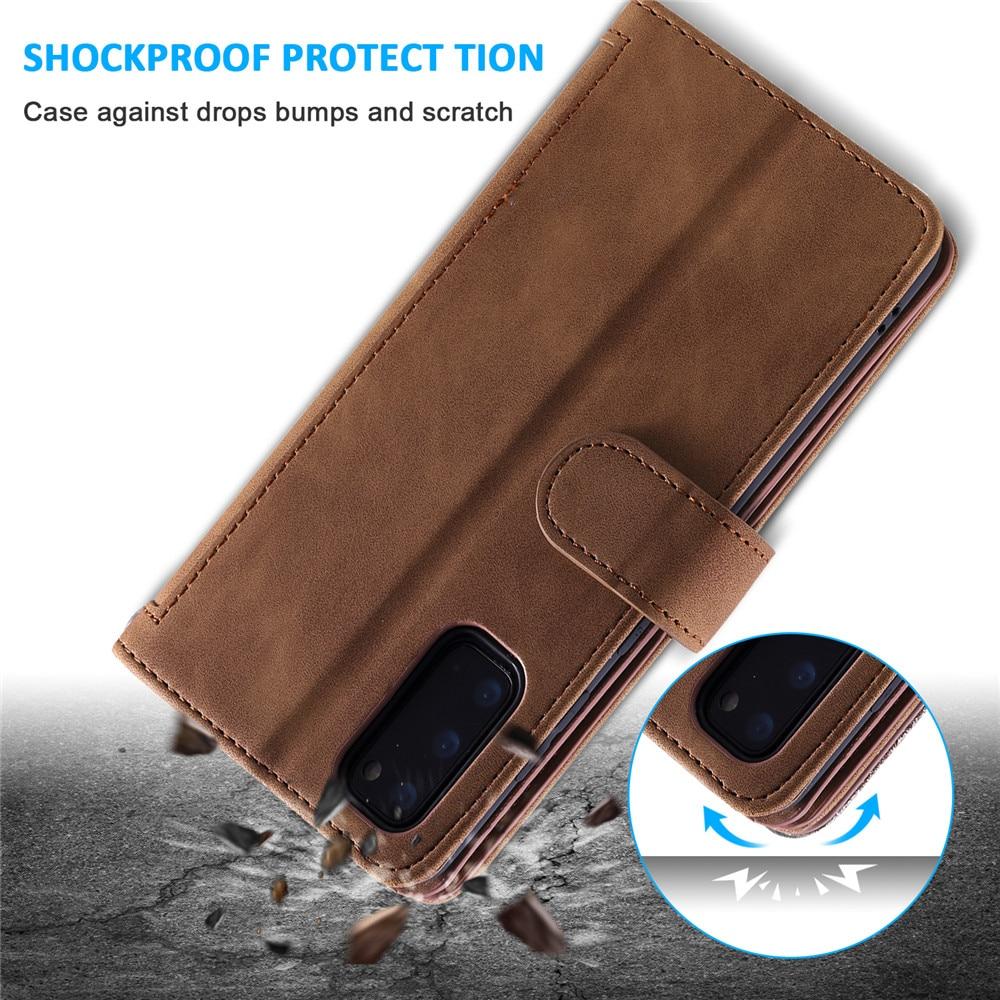 Zipper A52 A72 A51 A71 A41 Case For Samsung Galaxy S21 S20 FE Ultra S10 E S9 S8 Plus A22 A12 A32 A50 A40 A30 A10 S Leather Cover