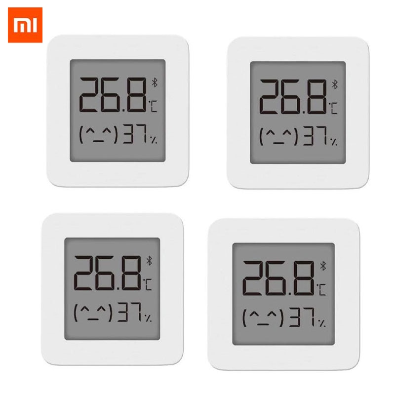 [Newest Version] XIAOMI Mijia Bluetooth Thermometer 2 Wireless Smart Electric Digital Hygrometer The
