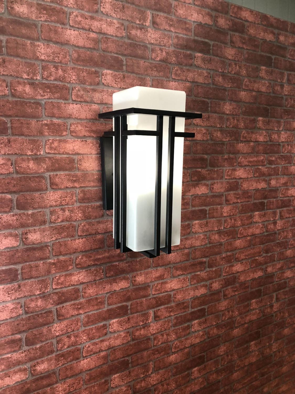 LED Wholesale Simple European Outdoor Wall Lamp Waterproof Outdoor Balcony Wall Garden Corridor Avenue Courtyard Wall Lamp enlarge