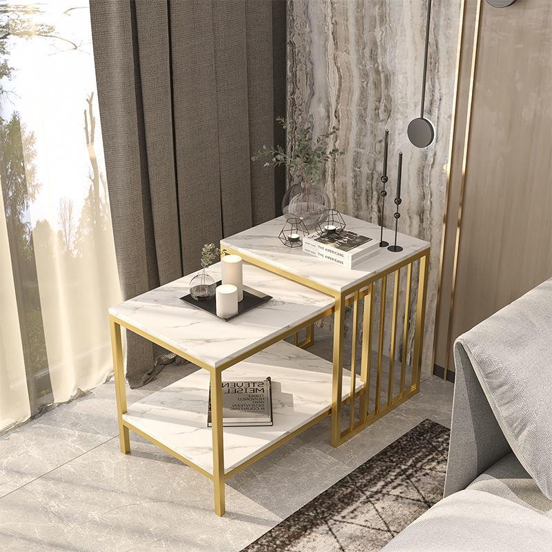 Mesa auxiliar De mesita De noche Para salón De estar, Mesa auxiliar Moderna Para Mesa De té