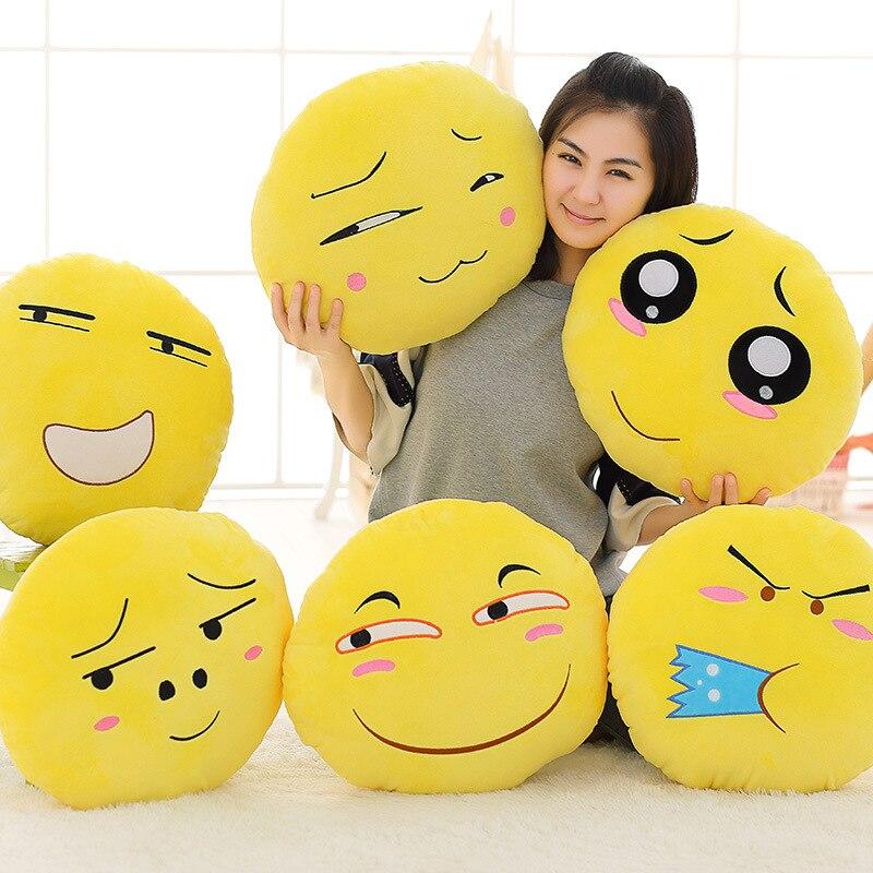 مضحك بطانية باردة مبتسم التعبير وسادة دافئة باليد بطانية لحاف ، المزدوج الاستخدام الرسوم المتحركة الطرفية أفخم الفتيان هدية