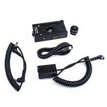 Batterie Adapter Halterung Platte Netzteil NP-F970 NPF970 zu NP-FW50 FW50 für Sony A7R A7S A7 Mark II A6300 A5100 NEX 5A 5C 5