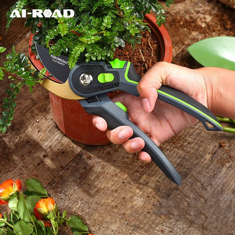 Snoeischaar voor tuinieren voor planten, die takken met een diameter - Tuingereedschap - Foto 3