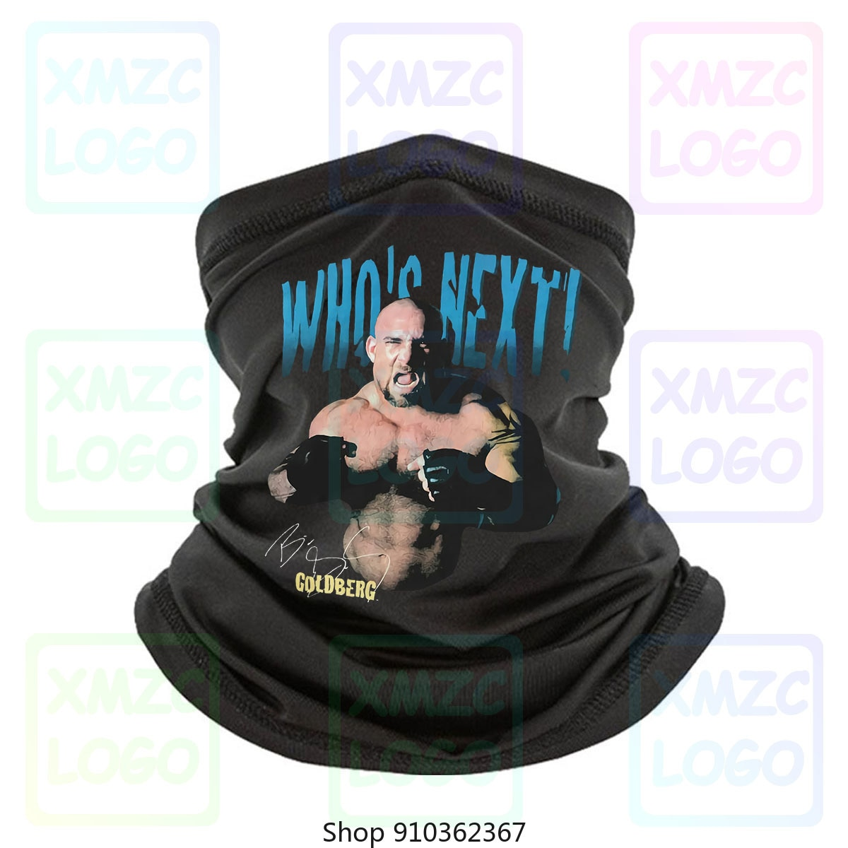Pañuelo de Whisky de una pieza con Logo de la marca glinddich, pañuelo para hombre con impresión Epson, pañuelo, pañuelo, calentador de cuello para mujer y hombre