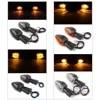 Paire clignotant ampoule clignotant pour Honda pour Honda CBR 600RR 2003-2006 CBR1000RR 2004-2007 CBR954RR 2002-2003