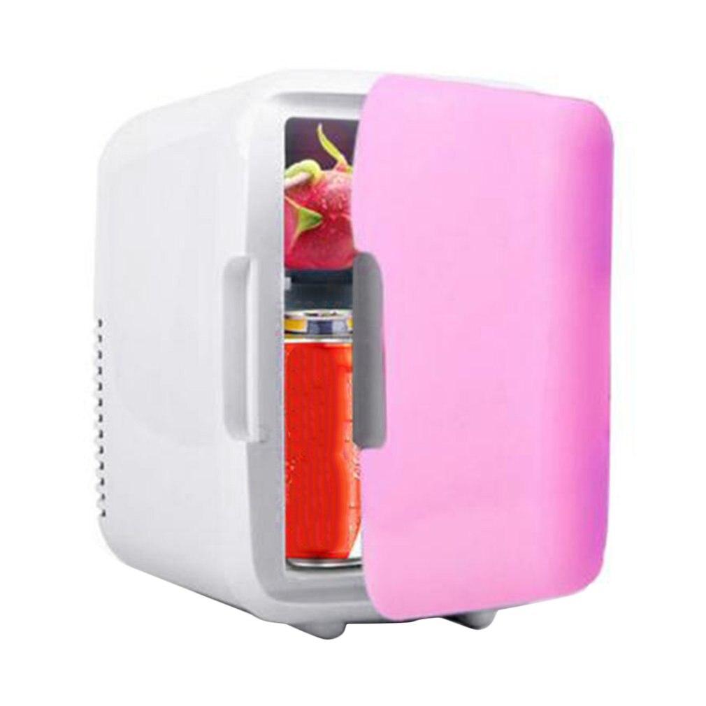 Компактная морозильная камера 12 В, небольшой холодильник, домашний холодильник двойного назначения, охладитель холодильника
