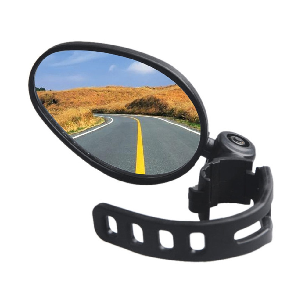 Bicycle rearview mirror Quality Bike Handlebar Flexible Rear Back Mirror View Rearview Cycling MTB Mirrors