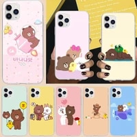 sally cony phone case for iphone 6 7 8 plus 11 12 promax x xr xs max se soft cover
