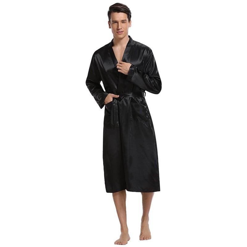 Мужской халат, одежда для сна, женское повседневное кимоно, халат, Женская домашняя одежда, домашняя одежда, домашняя одежда