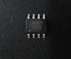 10pcs LM4871 LM4871T LM4871MX sop-8