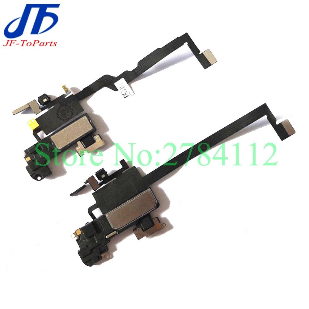 Auricular flexible para iPhone X, Xs, Max, XR, XSM, Sensor de luz de proximidad, conjunto de Cable flexible