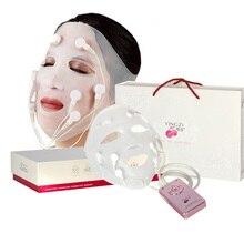 Visage Lifting raffermissant masque rides V visage menton joue masque rides supprimer Anti-âge rajeunissement de la peau Massage du visage masque de beauté