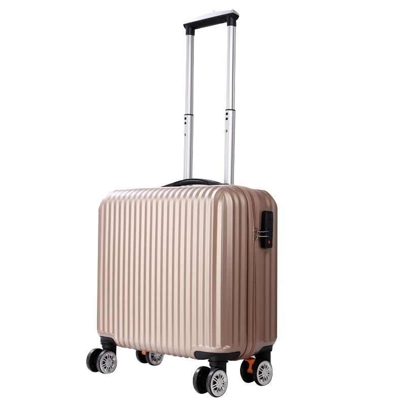 Top Quality Rolling Women Luggage 18 Inches 42*42*23cm Size On Hot Sales Top Quality