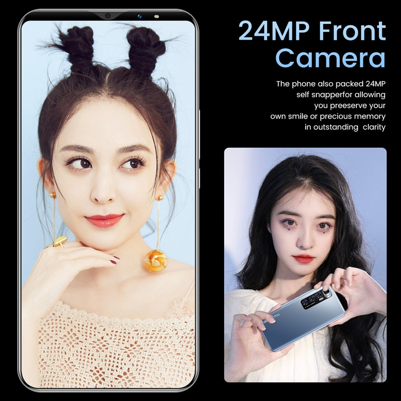 Global Version  6.1 Inch RadmI Note 10 Pro 12G+512G Smartphone 4800mAh Battery Android Phone Face Unlock 4G Phone Google WiFi enlarge