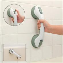 Mango de ducha con ventosa fuerte, barra de agarre manual para dormitorio, baño, accesorios para mantener el equilibrio, 1 unidad