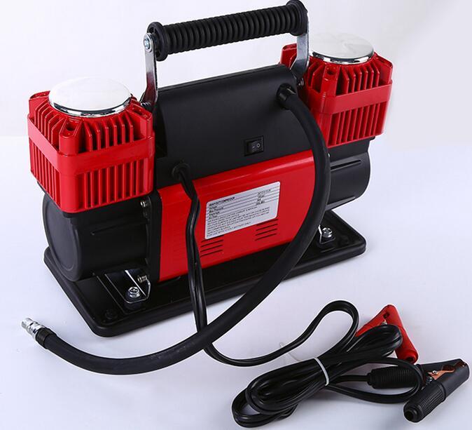 Воздушный компрессор 12 В 4x4 4wd, сверхмощный насос для шин 300L P/M