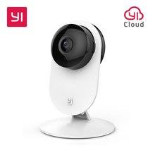 Yi casa câmera 3 1080 p hd ai baseado em casa inteligente câmera de segurança sem fio ip cam visão noturna escritório versão da ue android yi nuvem